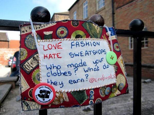 Anne's #minifashionprotest banner